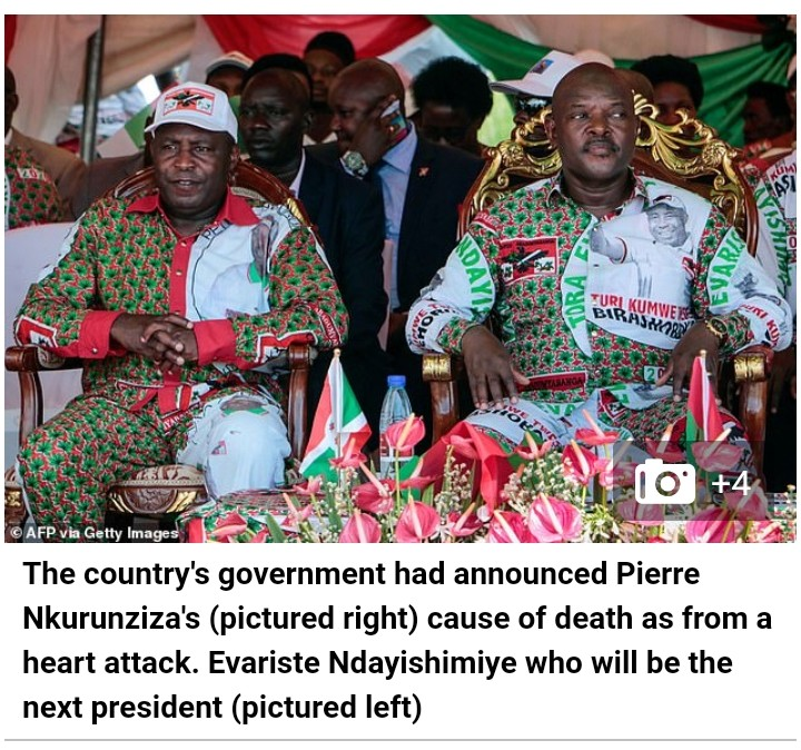 Read more about the article Burundi: Nkurunziza's death sparks COVID-19 fears, rumours