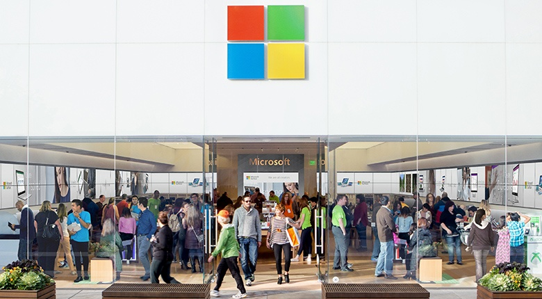 Breaking News: Microsoft closes Retail outlets