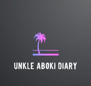 Unkle Aboki Logo Privacy disclaimer about