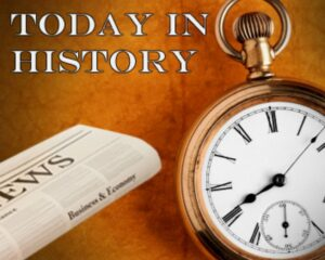 What Happened Today in History, Today July 3?