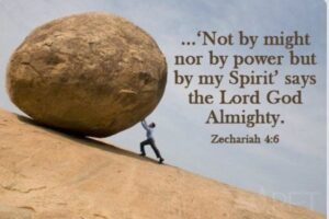 Feel Free to Trust in God's Mighty Word