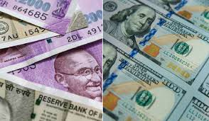 Rupee settles 20 paise lower at 75.79 against US dollar hindustantimes.com Jun 11, 2020 10:12 AM The rupee opened weak at 75.81 at the interbank forex market and recovered some lost ground to close at 75.79 against US dollar, down 20 paise over its last close.