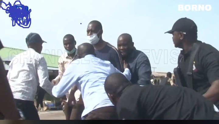Video: How loyal security operatives protected Governor Zulum from Boko Haram Attack