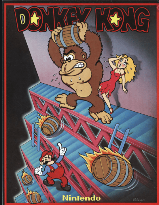 Donkey Kong, Super Mario Debuted Today in 1981