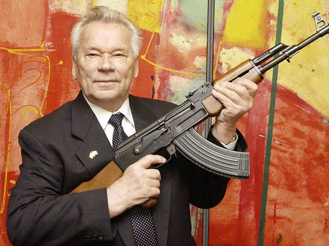 Rise of the Machines: the Anatomy and Notoriety of the AK-47