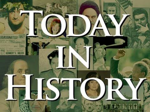 Today in History, August 28