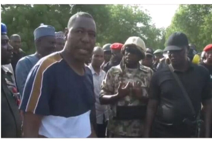 Governor Zulum accuses Nigerian Military of Attack
