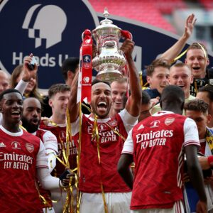 Arsenal secures Europe route through FA Cup victory