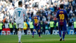 Ronaldo to team up with Messi at Barcelona, anyone?