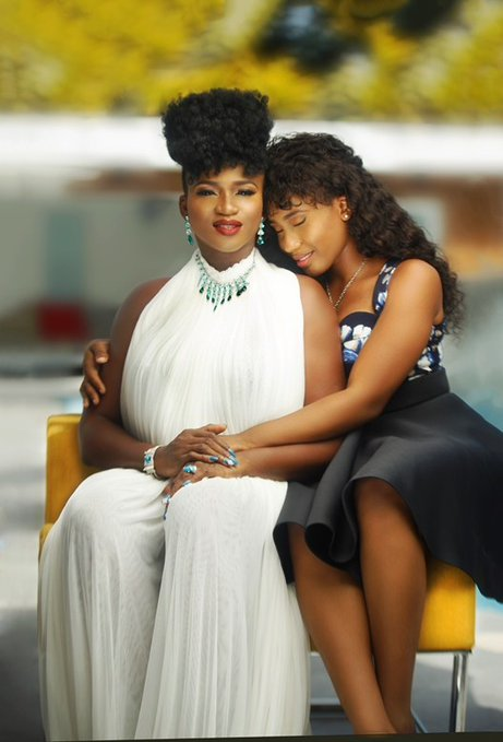 Read more about the article Breaking: Fireworks as Twitter Users broil over Pregnancy-Church Ban Recollection by Waje
