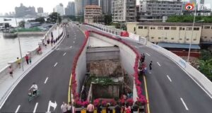 Liang: Stubborn land-owner's Property included in Haizhuyong Bridge Design
