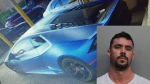 Read more about the article Hines arrested, charged with fraud, misspending covid funds on Lamborghini, Luxuries. .
