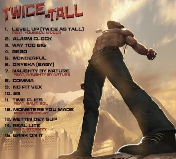 Burna Boy launches Twice As Tall (Track, Lyrics and Reactions by Fans)