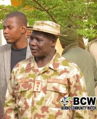 Nigeria loses military commander as Colonel DC Bako dies after Boko Haram Ambush, 6 other soldiers rumoured dead.
