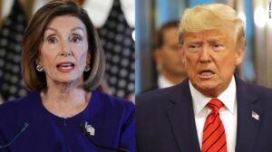 Trump, Republicans criticise Pelosi after she claims she was 'set up' by Salon.