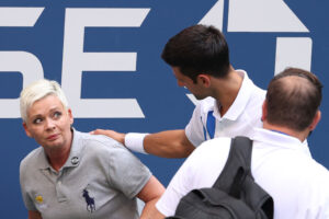 Latest Sports News featuring Djokovic, Shapovalov, Fati,  Messi, Mike Sexton, Antetokounmpo, and Gasly