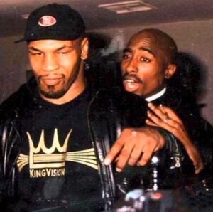 Mike Tyson defeated Bruce Seldon on the same night in 1996 in which his friend Tupac Shakur was shot.