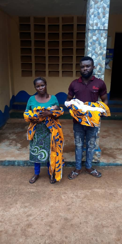 Anambra Police arrest Chijioke Chukwulota,31, for kidnapping and selling his  2 months old twin baby girls at #150,000 (393.18 US Dollars)