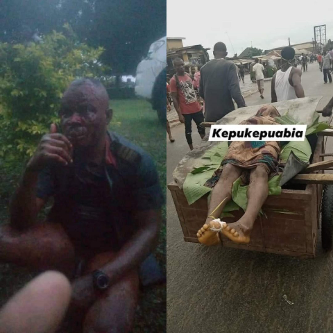 Read more about the article Civil Defence Officer shoots, kills Onyedikachi Atuwa over road argument.