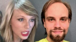 Erick Swarbrick, 26 year old stalker of Pop star Taylor Swift, sentenced to 30 months in prison (Video).
