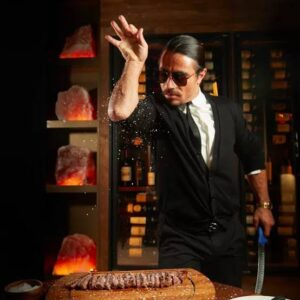 Salt Bae: Recently opened Nusr-Et Boston Restaurant temporarily shut down for breaching Food Codes and Covid-19 Protocols, following reports on Boston 311 website.