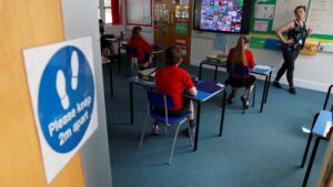 Seven Schools in England send pupils home after some contacted Covid-19, 7 Students test positive for Coronavirus in Tokyo.