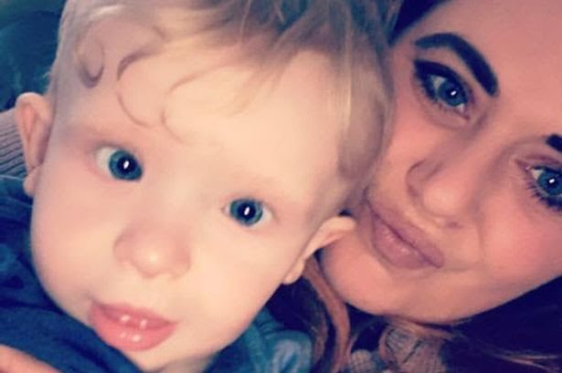 Weird ER Stories: Lennon Townsend, 5, is going through a heartbreaking Stevens-Johnson syndrome that makes his skin fall off in chunks when anyone touches him.