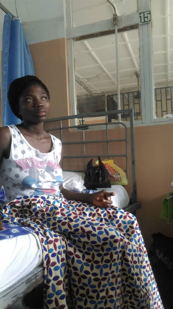 Read more about the article Nigerian Hospital UBTH finally releases Bidemi Taiwo who was Detained For 6 Months Over Unpaid  Hospital Bills
