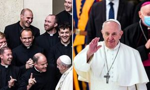 The News of Pope Francis approval has not gone down well completely with all Catholics, especially conservatives.