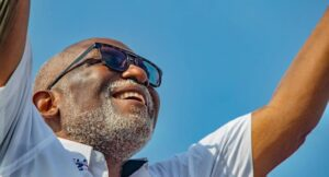 Breaking: INEC declares Rotimi Akeredolu winner of Ondo governorship election with over 90,000 votes.