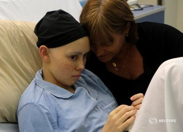 Darrin Zammit Lupi: the pandemic, deadly cancer and my 14-year-old daughter.