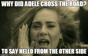 Hello Fresh and Hello Meme Funny Dump 20 Pics [Adele Hello with Lyrics Video]