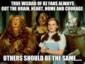 Wizard of Oz: Funny Memes and Video of Announcement that Show is moving to Exeter Corn Exchange