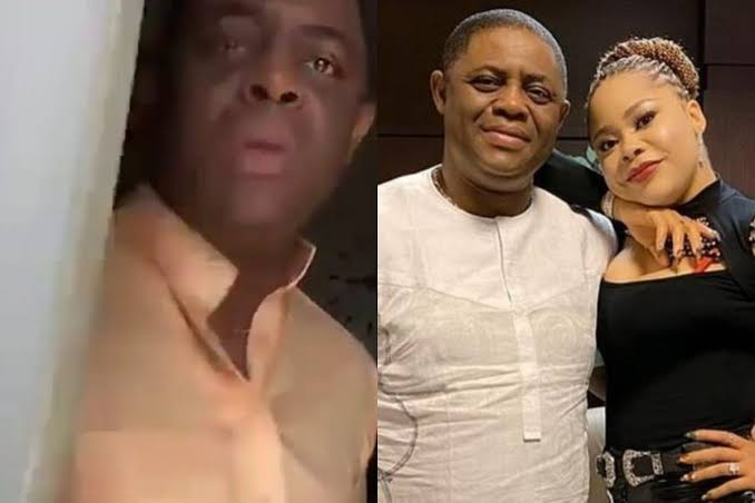 Read more about the article Video: Furious Femi Fani-Kayode replies Sahara Reporters and the public, says he caught his wife in bed with another man
