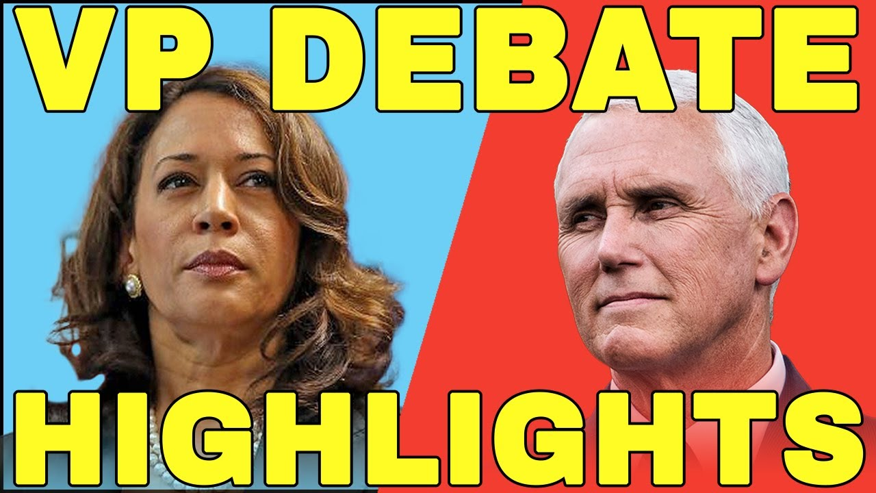 Read more about the article US VP Debate 2020: Mike Pence Fly Memes vs Kamala Harris Weird Facial Expressions