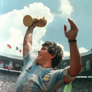 Breaking News: Football legend Diego Maradona dies of heart attack at 60 (videos)