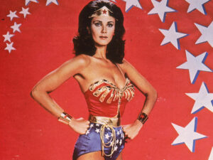 Lynda Carter Celebrates Kamala Harris on 45th Anniversary of Wonder Woman
