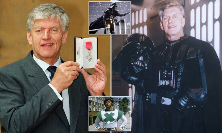 David Prowse, the actor who portrayed the Original Darth Vader and Green Cross Code Man, dies at 85 after brief illness [Video]