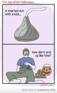 funny day after halloween memes unkleaboki diary ( Funny Memes)