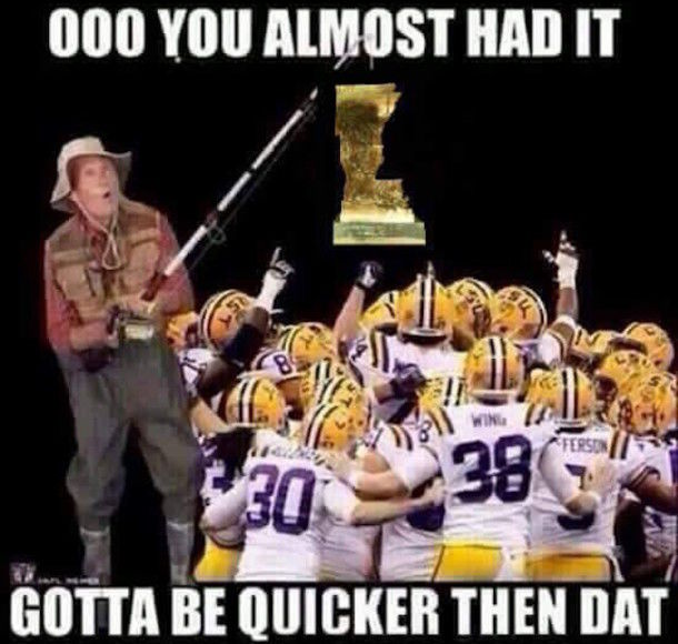 Read more about the article Funny LSU memes (9 funny pictures)