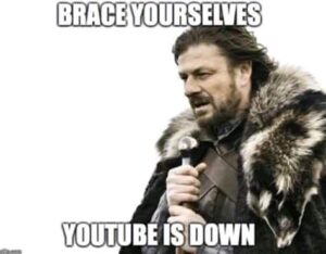 Youtube is down: 28 Funny Thursday Morning Memes