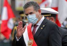 Breaking: Jubilations replace Protests as Peru President Manuel Merino resigns after 5 days in power (video)