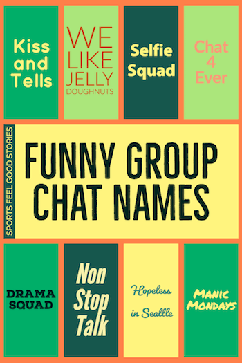 Funny group chat names (18 weird and awkward Chat and WhatsApp Status)