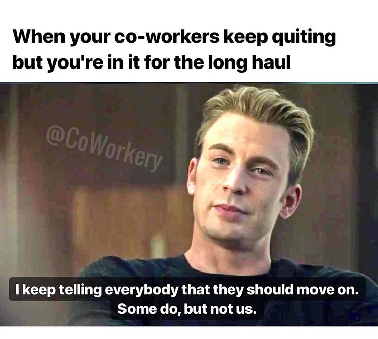 28 funny work memes to help you make it to 5pm 18