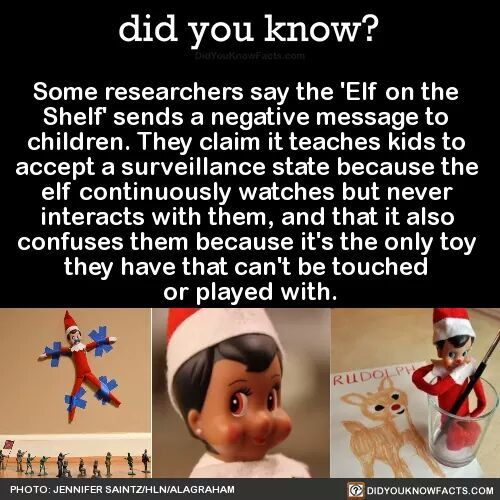 25 Funny memes Elf on the Shelf