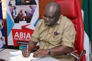 Nairaland Forum Users take different positions on Governor Ikpeazu's suspension of Chief of Staff Dr Agbazuere