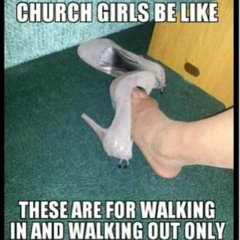 Sunday Morning Funny Memes, Funny Church Memes, Sunday Service Funny, Christian Joke, Funny Church Signs