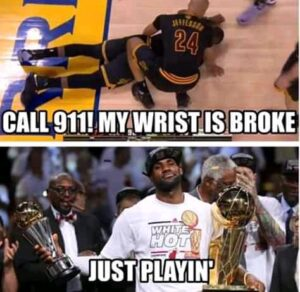 Funny NBA Pictures and Funniest Air Jordan Memes 2020