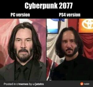 46 Funny Cyberpunk 2077 memes that will leave you laughing for hours (Images and Video)