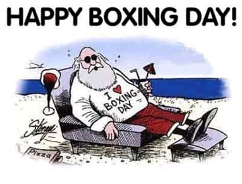 40 Funny Boxing Day Memes